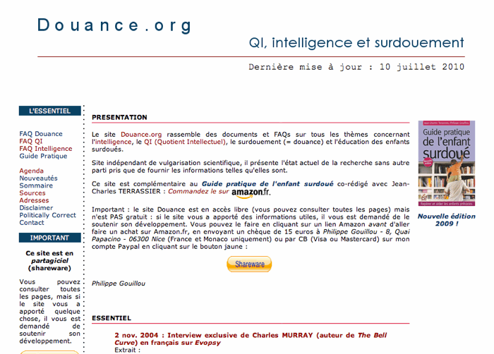 Douance Screenshot