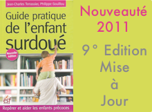 Guide Pratique de l'Enfant Surdoue - 9° Ed.